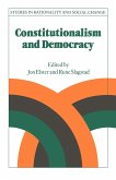 Constitutionalism and Democracy