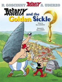 Asterix: Asterix and the Golden Sickle - Goscinny, Rene