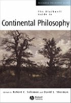 blackwell guide continental philosophy
