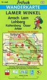 Fritsch Karte - Lamer Winkel
