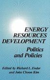 Energy Resources Development