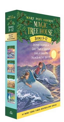 The Magic Tree House 09-12 - Osborne, Mary Pope