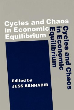 Cycles and Chaos in Economic Equilibrium - Benhabib, Jess