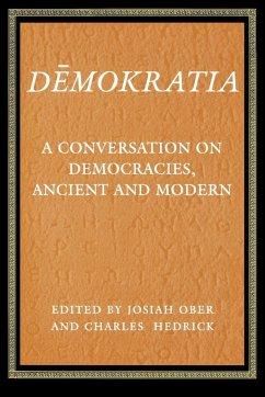 Demokratia - Ober, Josiah / Hedrick, Charles (eds.)