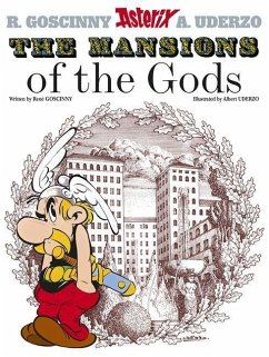 Asterix: The Mansions of The Gods - Goscinny, Rene