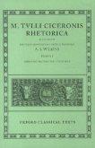 Cicero Rhetorica. Vol. I