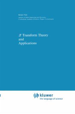 Z Transform Theory and Applications - Vich, Robert