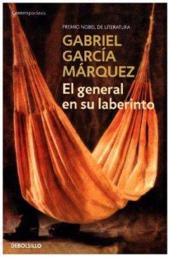 El general en su laberinto - García Márquez, Gabriel