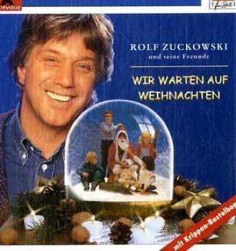 wir warten auf weihnachten 1 cd audio von rolf zuckowski. Black Bedroom Furniture Sets. Home Design Ideas