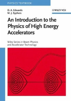 An Introduction to the Physics of High Energy Accelerators - Edwards, D. A.; Syphers, M. J.