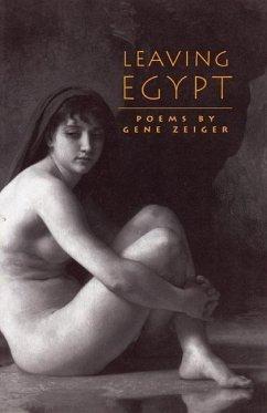 Leaving Egypt - Zeiger, Gene Zeiger, Genie