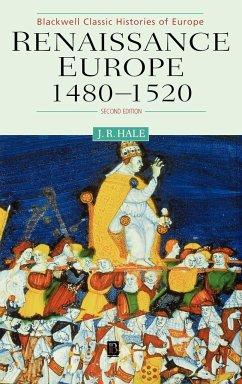 Renaisance Europe 1480-1520 2e - Hale