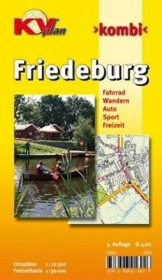 Friedeburg 1 : 12 500