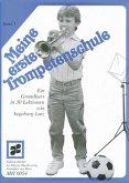 Meine erste Trompetenschule, für Trompete in B (auch für Flügelhorn/Kornett)