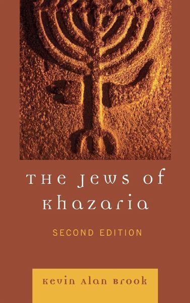 The Jews of Khazaria - Brook, Kevin Alan