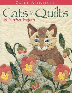 Cats in Quilts. 14 Purrfect Projects - Print on...