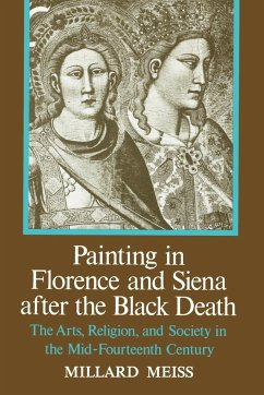 Painting in Florence and Siena after the Black Death - Meiss, Millard