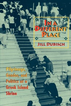 In a Different Place - Dubisch, Jill