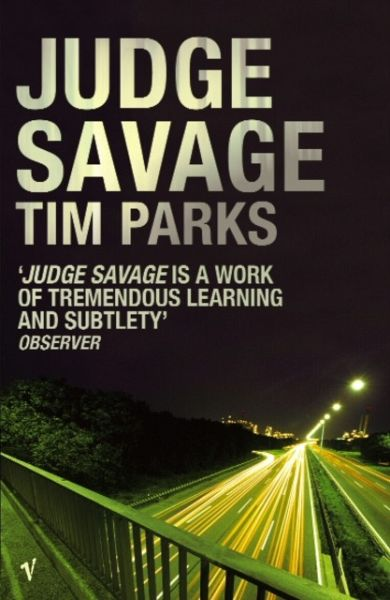 Judge Savage - Parks, Tim