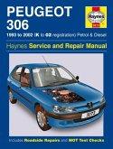 Peugeot 306 Petrol & Diesel (93 - 02) K To 02