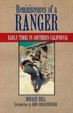 Reminiscences of a Ranger