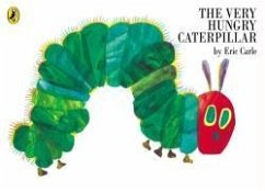 The Very Hungry Caterpillar. Book & CD - Carle, Eric