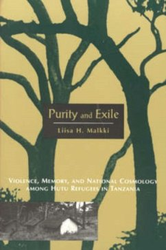 Purity and Exile - Malkki, Liisa H.