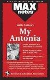 MAXnotes Literature Guides: My Antonia