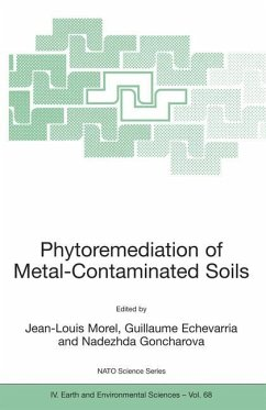 Phytoremediation of Metal-Contaminated Soils - Morel, Jean-Louis / Echevarria, Guillaume / Goncharova, Nadezhda (eds.)