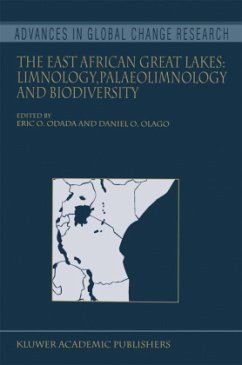 The East African Great Lakes: Limnology, Palaeolimnology and Biodiversity - Odada