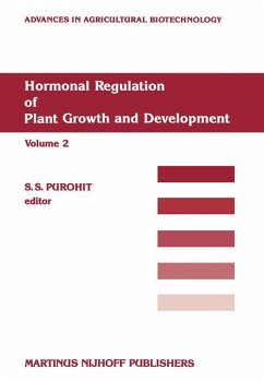 Hormonal Regulation of Plant Growth and Development - Purohit, S.S. (Hrsg.)