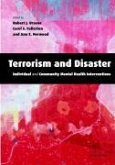 Terrorism and Disaster Hardback: Individual and Community Mental Health Interventions [With CDROM]