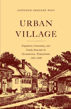 Urban Village - Wolf, Stephanie Grauman