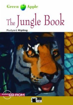 Black Cat. Jungle Book. Buch und CD - Kipling, Rudyard