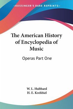 The American History of Encyclopedia of Music
