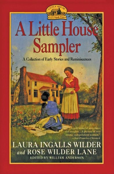 little house sampler a von laura ingalls wilder englisches buch b. Black Bedroom Furniture Sets. Home Design Ideas