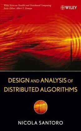 Design And Analysis Of Distributed Algorithms By Nicola Santoro Pdf