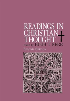 Readings In Christian Thought: Second Edition