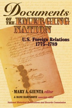 Documents of the Emerging Nation - Hartgrove, Dane J.
