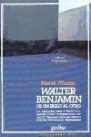 Walter Benjamin : de un siglo al otro