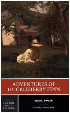 The Adventures of Huckleberry Finn - Twain, Mark;Cooley, Thomas