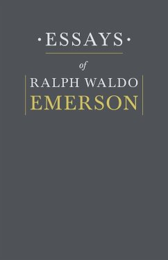 ralph waldo emerson essays cliff notes Author notes known primarily as ralph waldo emerson the first volume of essays (1841) contained some of emerson's most popular works.