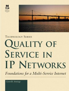 Quality of Service in IP Networks - Armitage, Grenville