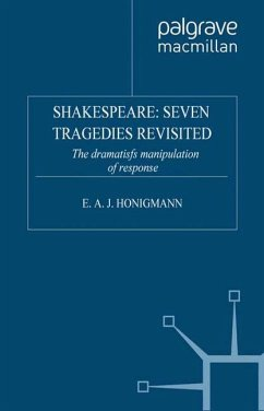 Shakespeare: Seven Tragedies Revisited - Honigmann, E.