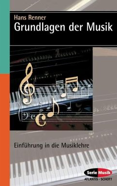 Grundlagen der Musik - Renner, Hans