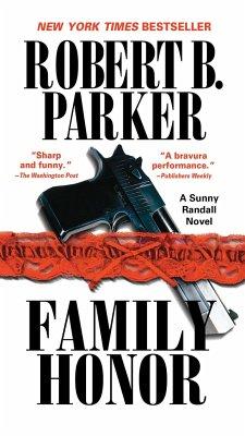 Family Honor - Parker, Robert B.