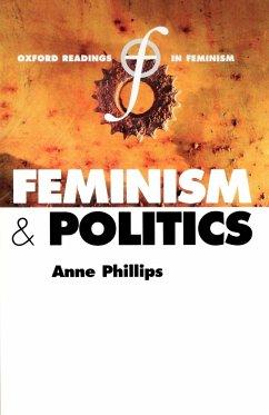 Feminism and Politics (Paperback) - Phillips, Anne (ed.)