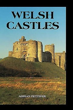 Welsh Castles: A Guide by Counties - Pettifer, Adrian