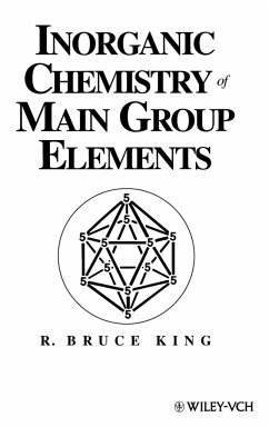 Inorganic Chemistry of Main Group Elements - King, R. B.; King, R. Bruce