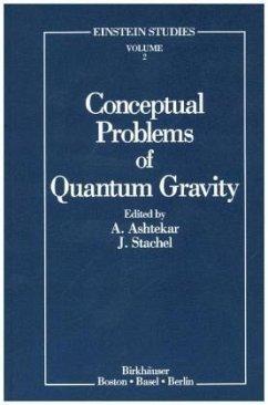 Conceptual Problems of Quantum Gravity - Ashtekar